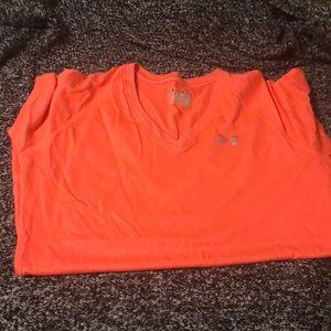Under armour women's workout shirt